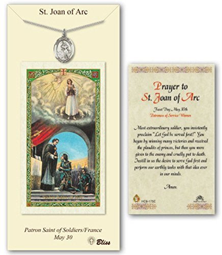 Joan Of Arc Medal - 9