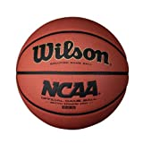 Wilson NCAA Solution Game Basketball (Intermediate Size)
