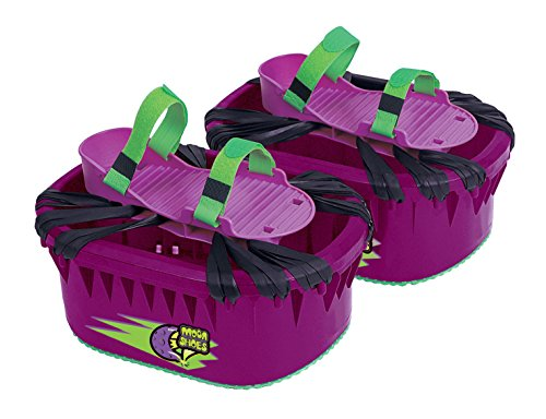 Big Time Toys Moon Shoes mini trampolines (Styles may vary)