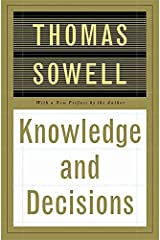 Knowledge And Decisions Paperback