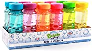 novelinks Big Bubbles Solution Bubble 12 Pack