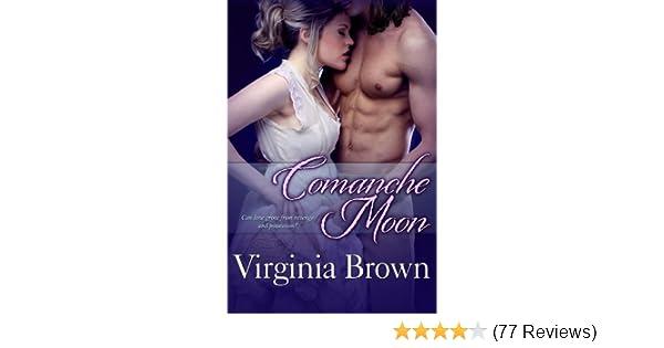 Comanche moon kindle edition by virginia brown romance kindle comanche moon kindle edition by virginia brown romance kindle ebooks amazon fandeluxe Gallery