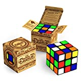 Speed Cube: 3x3 Brain Teaser Puzzle