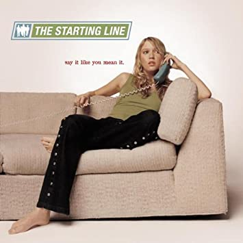 amazon say it like you mean it starting line ヘヴィーメタル 音楽
