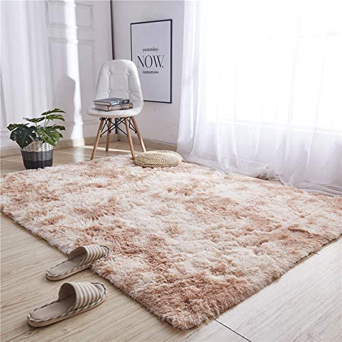 Alfombra de algodón para Sala de Estar/Dormitorio Alfombra ...