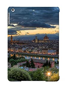 Ideal Gift - Tpu Shockproof/dirt-proof Florence At Dusk Cover Case For Ipad(air) With Design by supermalls