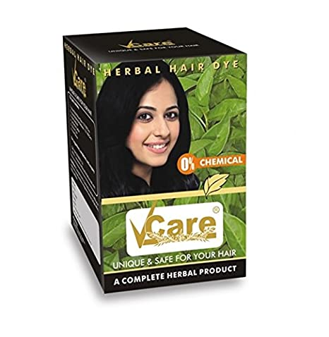 Buy Vcare Herbal Hair Dye, 200g Online at Low Prices in India ...