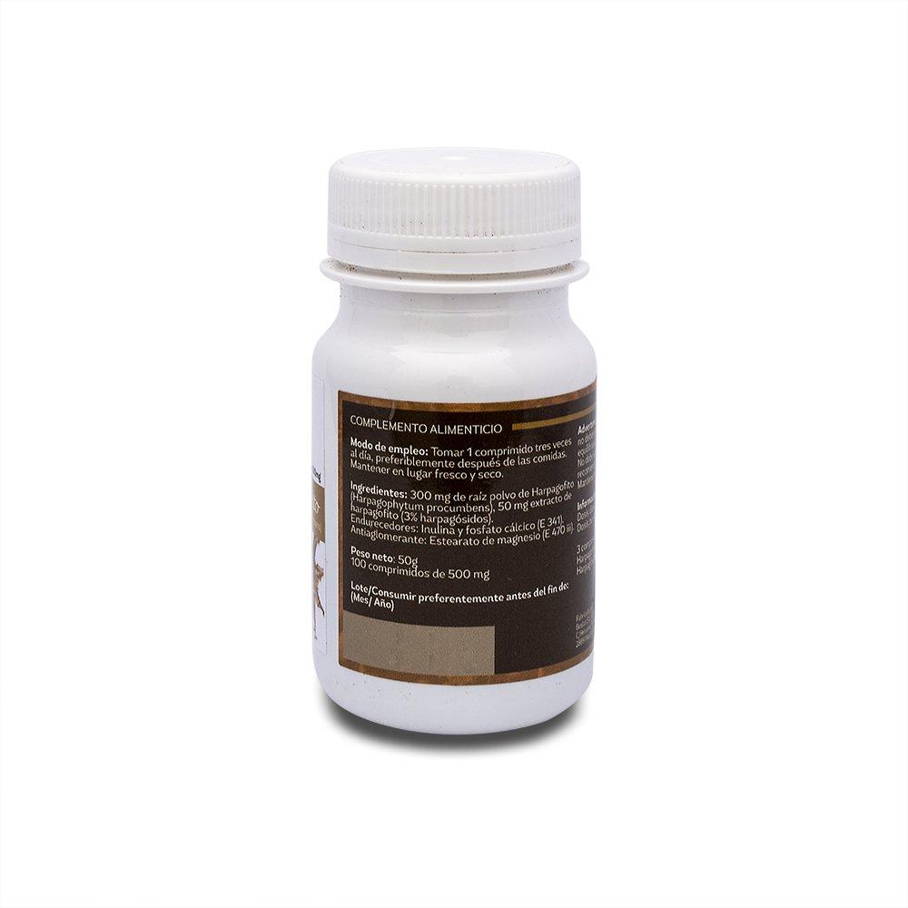 SOTYA - SOTYA Harpagofito 100 comprimidos 500 mg: Amazon.es: Alimentación y bebidas