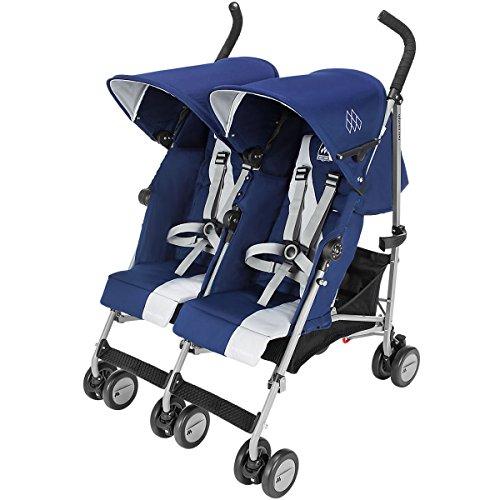 best double umbrella stroller for twins review maclaren twin triumph rh superbabygear com Maclaren Twin Triumph Double Maclaren Twin Triumph Bubbles