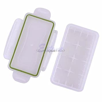 hot sale online a2df1 1815c Value-5-Star - Hard Waterproof Plastic Case Battery Holder Storage ...