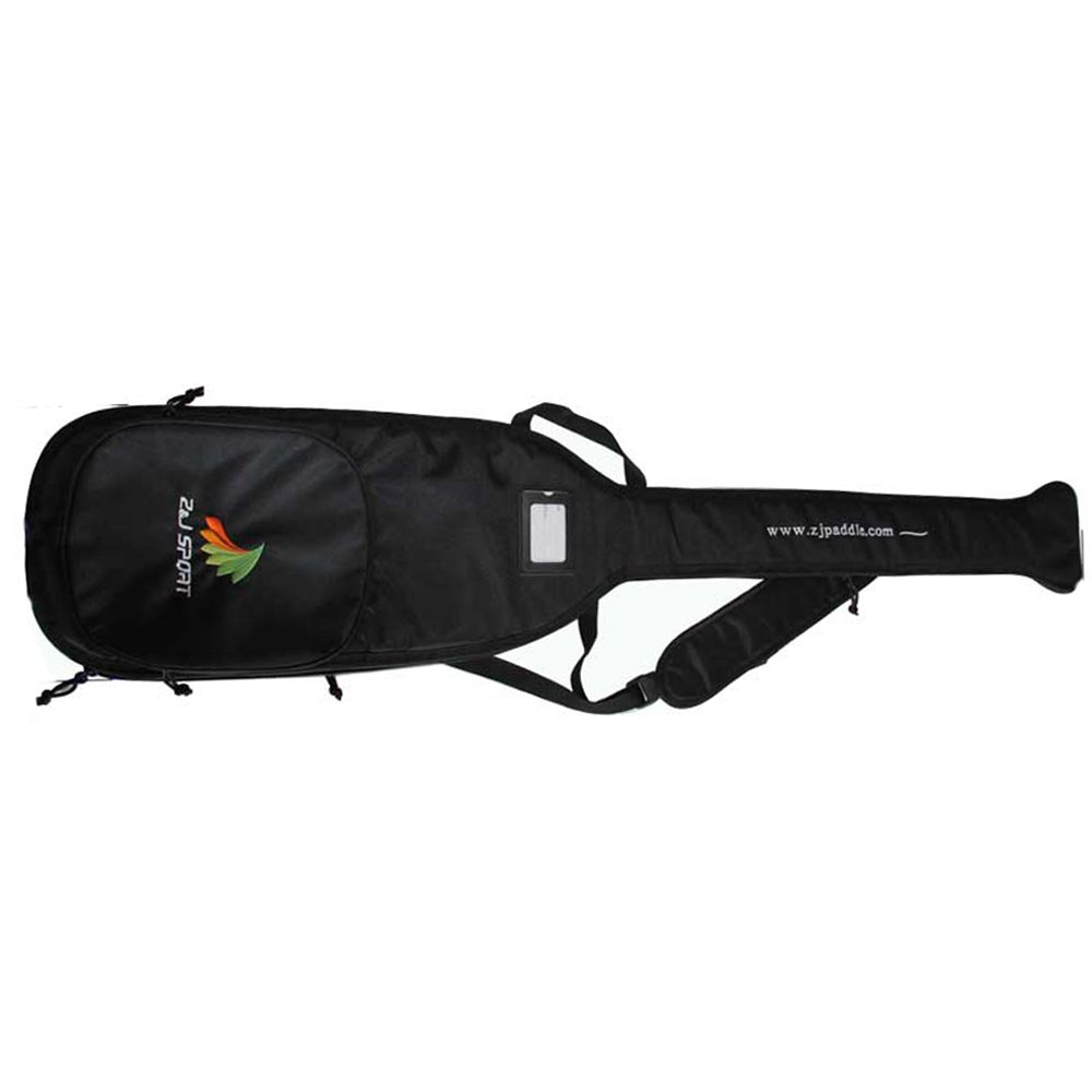 ZJ SPORT Dragon Boat Paddle Bag In Black Color