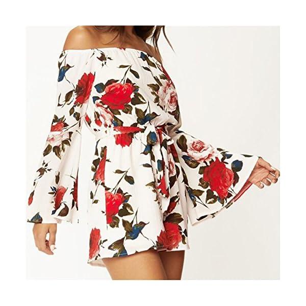 Long Sleeve Floral Wrap jumpsuit