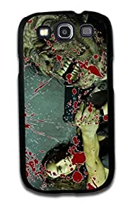 Tomhousomick Custom Design The Walking Dead Case for Samsung Galaxy S3 Phone Case Cover #103