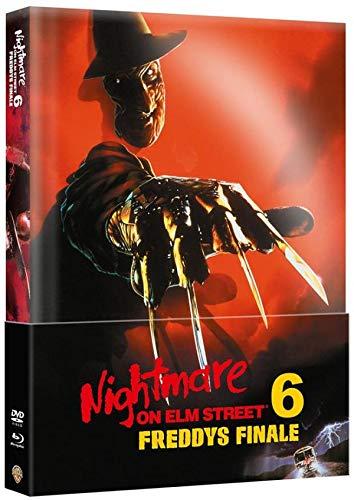 Amazon.com: Nightmare on Elm Street 6 - Freddys Finale - Mediabook ...
