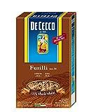 whole grain penne pasta - De Cecco Whole Wheat Pasta, Fusilli, 13.25 Ounce (Pack of 12)