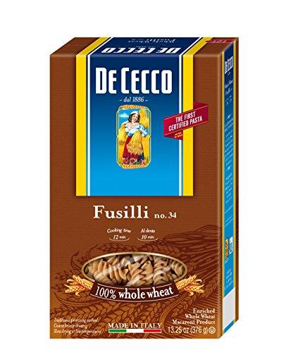 Cecco Whole Wheat Pasta Fusilli