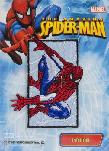 Application Spiderman Spidey Wall Patch