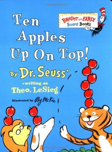 10 apples up on top - 7