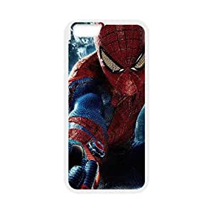 iPhone 6 Plus 5.5 Inch Cell Phone Case White Spiderman TYI Customize Phone Case