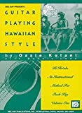 img - for Mel Bay Presents Guitar Playing Hawaiian Style (Book & CD) book / textbook / text book
