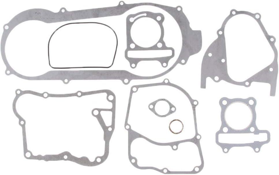 Engine Gasket Set Short Case For Gy6 150Cc Scooter Atv Go Kart 157Qmj
