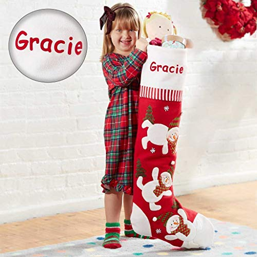 Personalized Dibsies Giant Stocking (Tumbling - Jumbo Stocking
