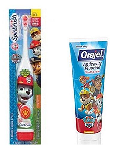 arm-and-hammer-spinbrush-paw-patrol-powered-toothbrush-orajel-paw-patrol-anticavity-fluoride-toothpa