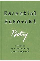 Essential Bukowski: Poetry Hardcover