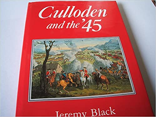 Book Culloden and the 45