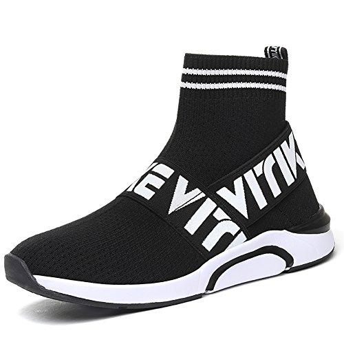 Running Chaussures noir Enfant Basket Entraînement Mode Femme Course Compétition De Mixte 2 Chaussure L'école Outdoor Adulte Pour Sneakers Scolaire qCBXR6x