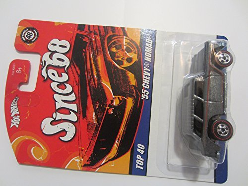 - Hot Wheels Since 68 Top 40 '55 Chevy Nomad #20 of 40