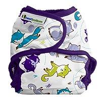 Best Bottom Cloth Diaper Shell-Snap, Foxy Frolic