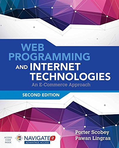 Web Programming And Internet Technologies  An E Commerce Approach