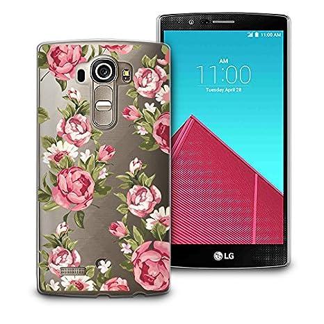 Amazon.com: LG G4 Funda de plástico, casesbylorraine Patrón ...