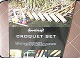 Sportcraft 6 Player Croquet Set by Sportscraft