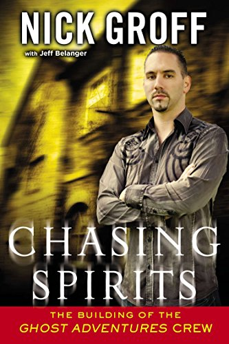 B.o.o.k Chasing Spirits: The Building of the