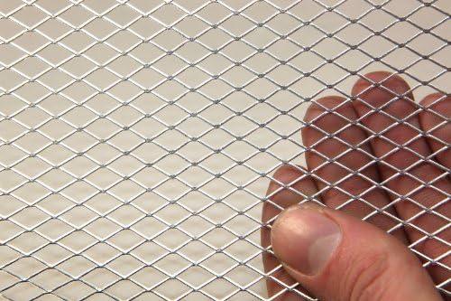 Wire Mesh Aluminium Medium 500mm x 3mtr