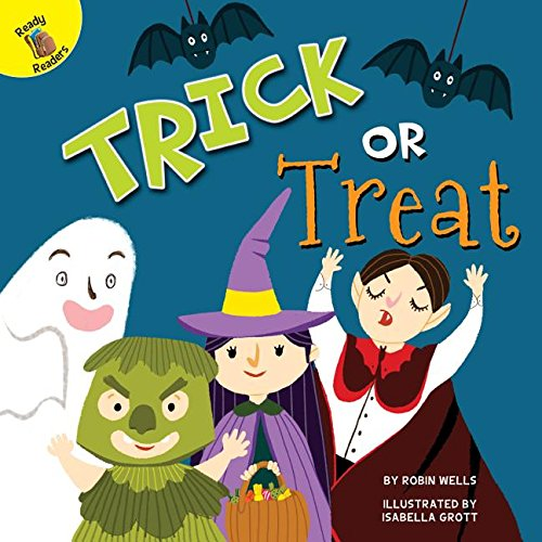 Trick or Treat (Field Trip (Community Halloween Costume Ideas)