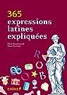 365 expressions latines expliquées par Stalloni