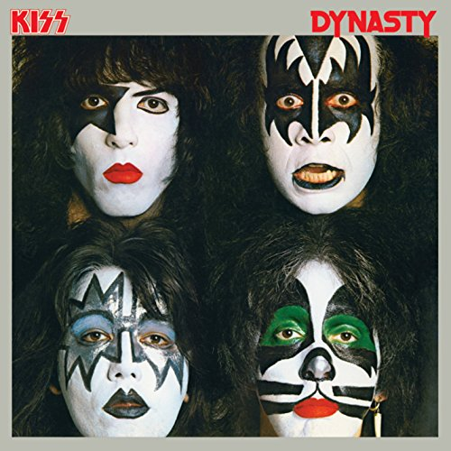 Vinilo : Kiss - Dynasty (LP Vinyl)