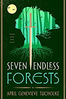 Book Cover: Seven Endless Forests