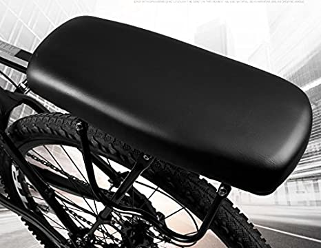 Bicycle Back Seat Bicycle For Kids Child Seat Cover Bike Rack soft Cushion