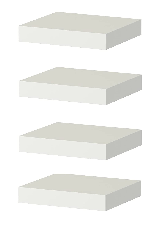 Awesome Ikea Floating Wall Lack Shelf White Home Decor Stack Of 3 Shelves Home Interior And Landscaping Eliaenasavecom
