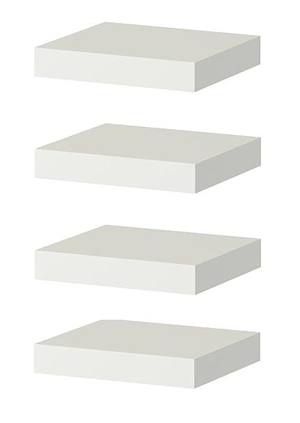Amazon IKEA Floating Wall Lack Shelf White