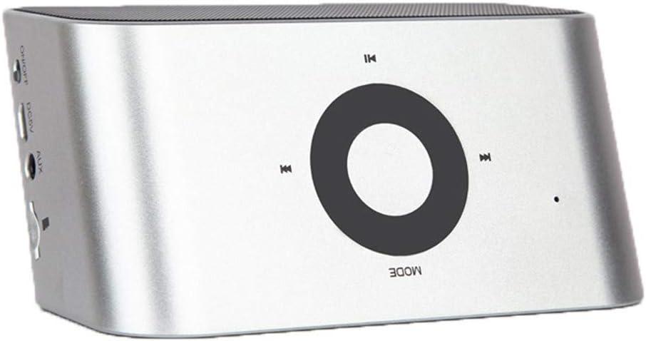 MESST Altavoz Bluetooth, Touch Altavoz Bluetooth, reproducción de Tarjeta de TF de Soporte, Adecuado para la conexión del teléfono móvil Bluetooth, Tablet, Laptop
