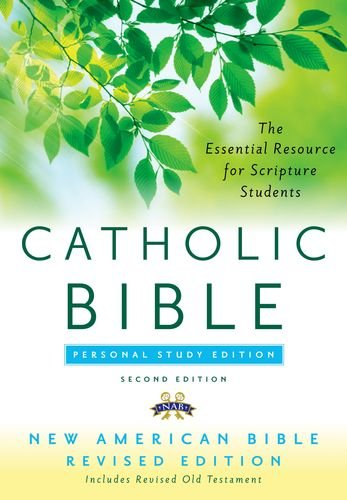 Catholic Bible, Personal Study - State Jersey New Mall Garden