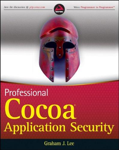 Ebook Professional Cocoa Application Security<br />E.P.U.B
