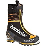 Zamberlan 4000 Eiger Evo GTX RR Mountaineering Boot - Men's Black/Orange, 44.5