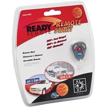 amazon com dei ready remote 24921 car auto remote start system car viper remote  start wiring diagram ready remote car starter wiring diagram