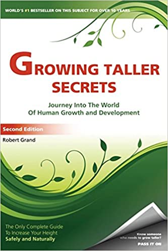 Grow taller after puberty exercise routine hand book: steps to.